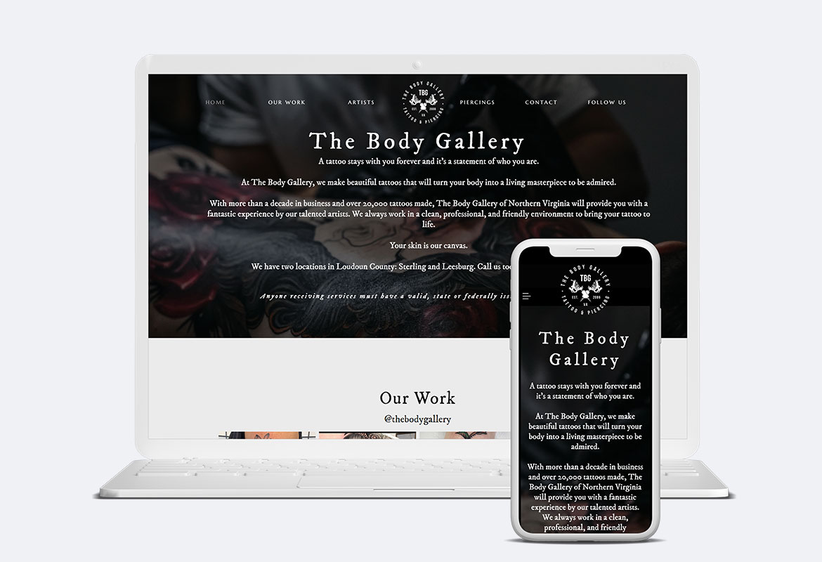 The Body Gallery